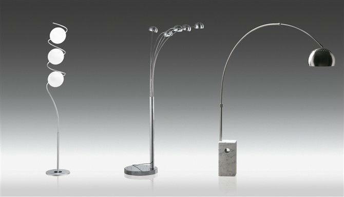 Perché acquistare le lampade da terra - LAMPADE DA TERRA