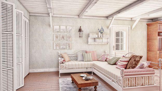 Casa in stile country qual la lampada da terra giusta for Blog arredamento country