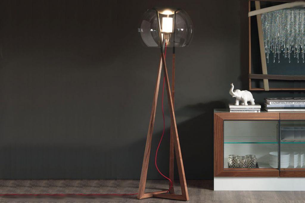 Lampade da terra albani il nuovo designe lampade da terra for Lampada da terra moderna